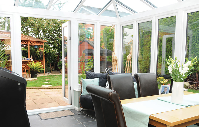 Conservatories from Dunmow Glass in Essex