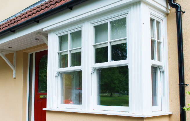 Replacement bay windows from Dunmow Glass in Essex