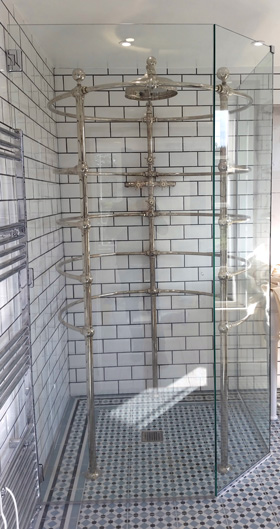 Glass Shower screens & shower enclosures
